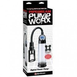 Bomba erccion digital Pump Worx