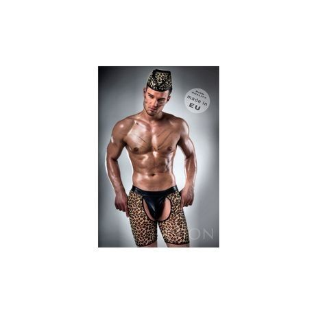 MILITARY OUTFIT BY PASSION MEN LINGERIE KOMPLET S/M