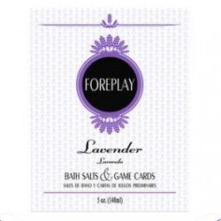 FOREPLAY BATH SET ES/EN