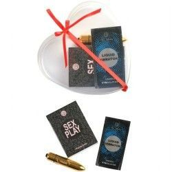 SECRETPLAY KIT PASION BALA + MONODOSIS + CARTAS