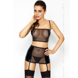 PASSION WOMAN SAYLA SET NEGRO