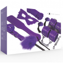 EXPERIENCE BDSM FETISH KIT SERIE PURPLE