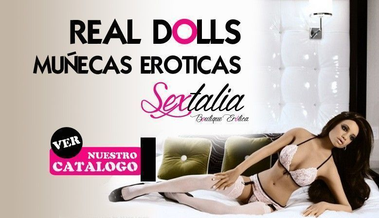 Sextalia, real dolls